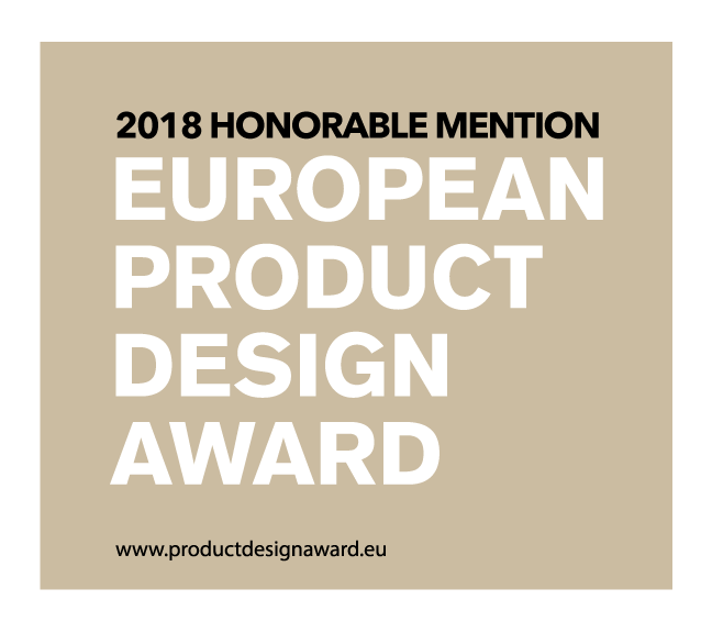 Winning the European Product Design Award