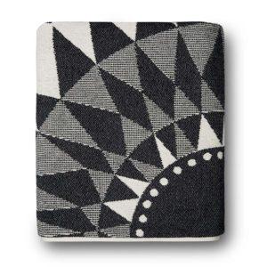 Midnattssol blanket - folded