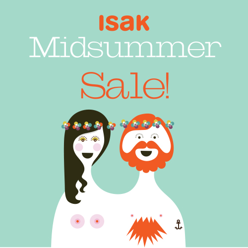 A midsummer sale!
